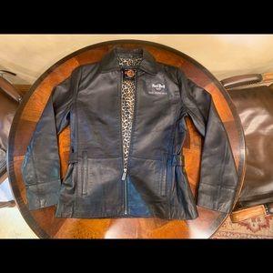 Hard Rock Genuine Leather Jacket